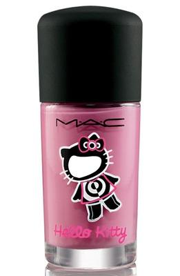 Hello Kitty Nail Polish M.A.C