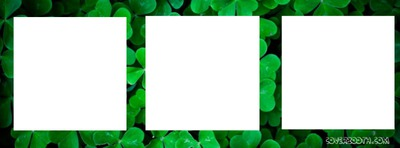 Green cover for facebook (collage 3)