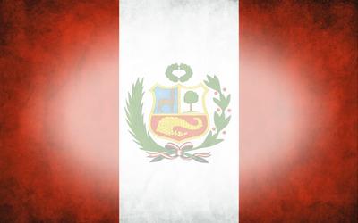 Peru flag HD