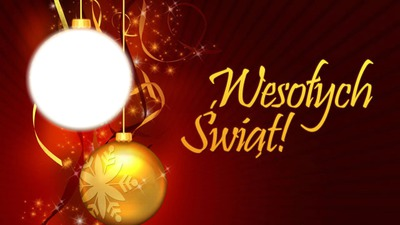 Wesołych Świąt ! 2