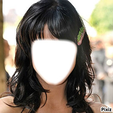 Visage Katy Perry