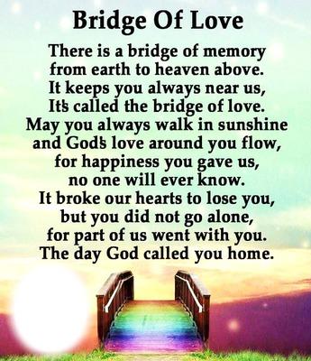 BRIDGE OF LOVE