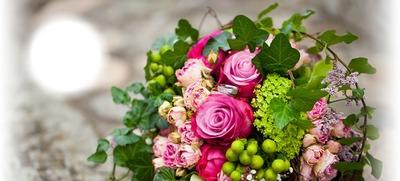 Montage Photo Joyeux Anniversaire Fleurs Pixiz
