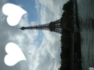 Paris ville de l'amour