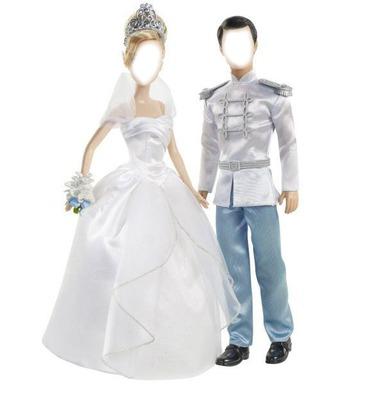 barbie disney mariage