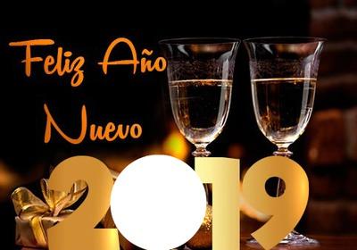 Feliz Año Nuevo 2019