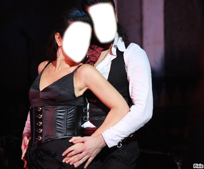 couple danseur