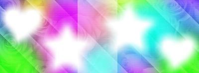 Portada multicolor