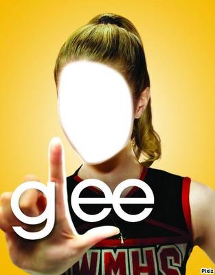 Glee Visage Quinn
