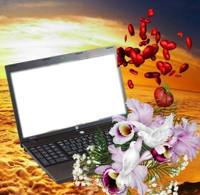 ordinateur d'amour