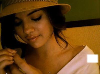 skype with Selena gomez