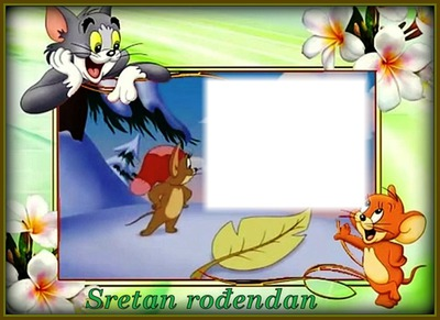 ROĐENDAN-Tom and Jerry