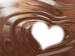 coeur du chocolat