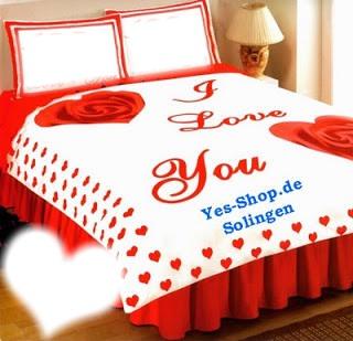 lit d'amour