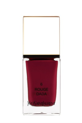 Yves Saint Laurent La Laque Couture Nail Lacquer in Rouge Dada