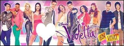 Capa para facebook da violetta 3