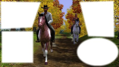konie z sims 3 3