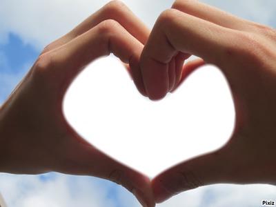 coeur de ciel