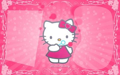 princesse hello kitty