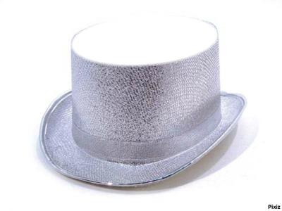 le chapeau haut forme