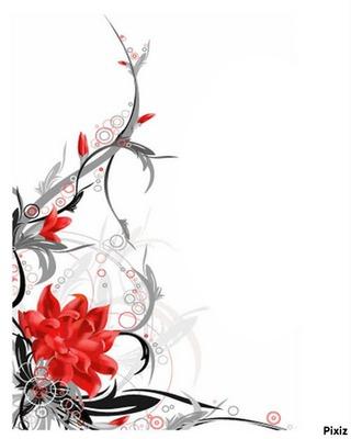 ^^Arabesque florale^^