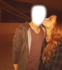 Beso Con Demi Lovato