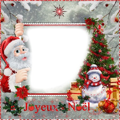 1 photo Joyeux Noël sapin iena