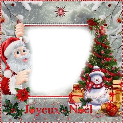 1 photo Joyeux Noël sapin iena