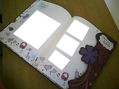 Journal intime Violetta 4 photos