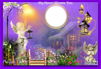my heart misses you