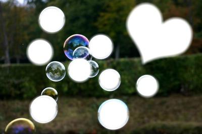 être dans sa bulle...