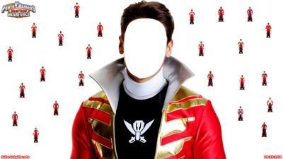 Power Rangers Super Megaforce Red Ranger