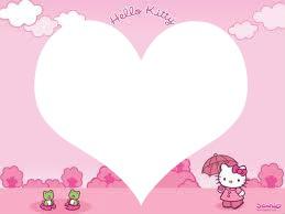 Lhine xD Hello Kitty Frame