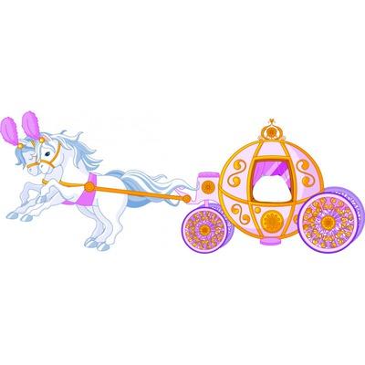 Montage photo rouler carrosse pixiz - Carrosse de princesse ...