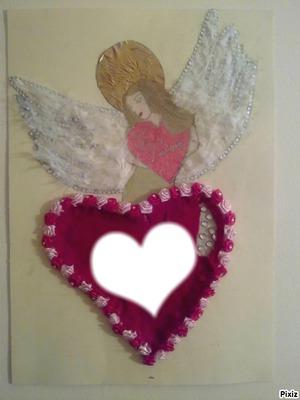 mon dessin d'un ange