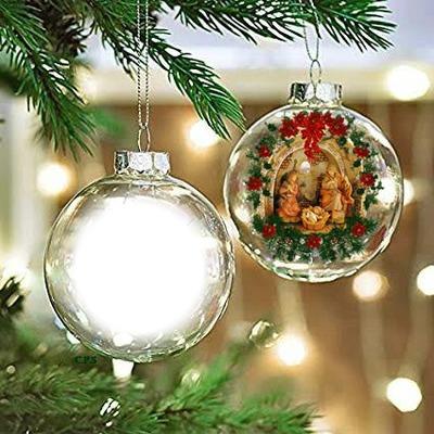 Cc esferas navideñas