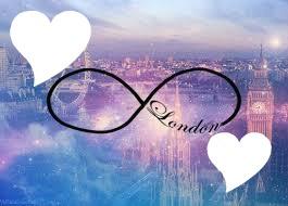 Amies à l'infini Londres