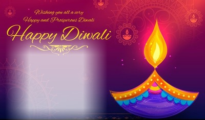 Happy diwali one picture