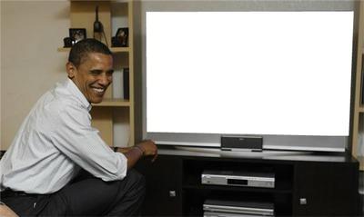 Obama télé