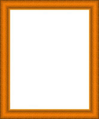 cadre orange