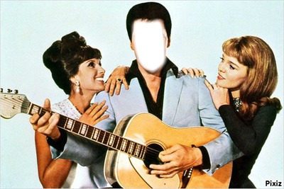 Visage d'Elvis