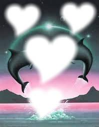 4 coeur d'amour