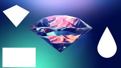 diamant 3 photo