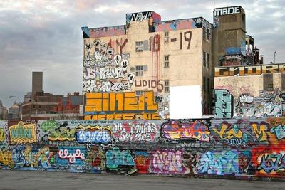 Graffiti in New York City 4