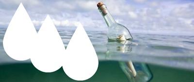 bouteil à l' eau