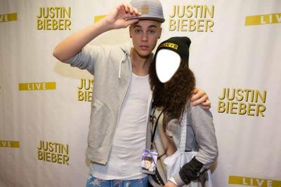 Justin Bieber M&G