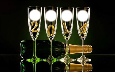 Feliz Año Nuevo 2014.