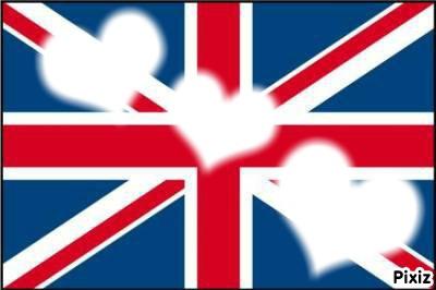 le drapeau angleterre
