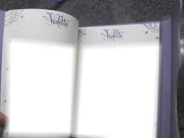 dans le carnet secret de violetta