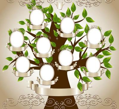 ff28dd7cacc16 Montaje fotografico arbol genealogico - Pixiz